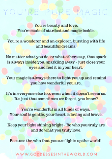 You're Magic Inside